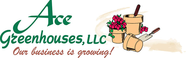 Ace Greenhouses Logo